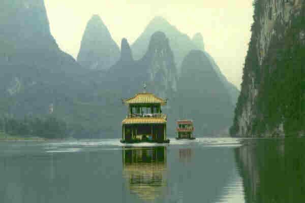 Li floden-kina
